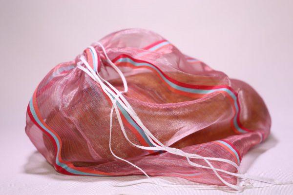 Textilné ekovrecúška na potraviny