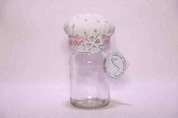 Dekoračný pohárik pre krajčírky